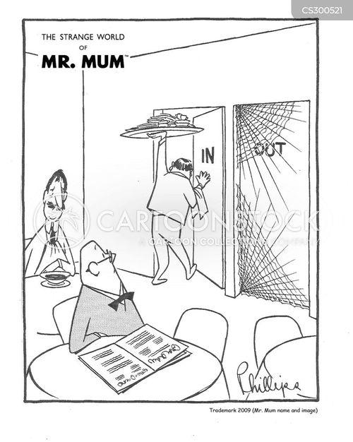 cobweb cartoon