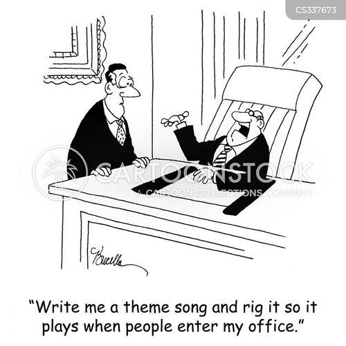 Theme Tune Cartoons And Comics