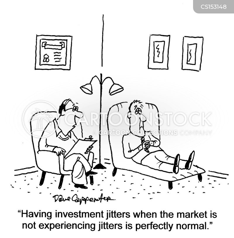 markets cartoon