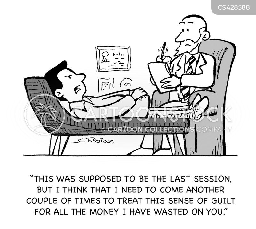 wastefulness cartoon