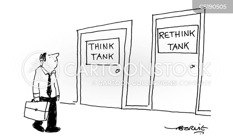 rethink cartoon
