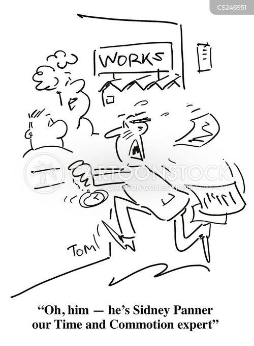 commotion cartoon