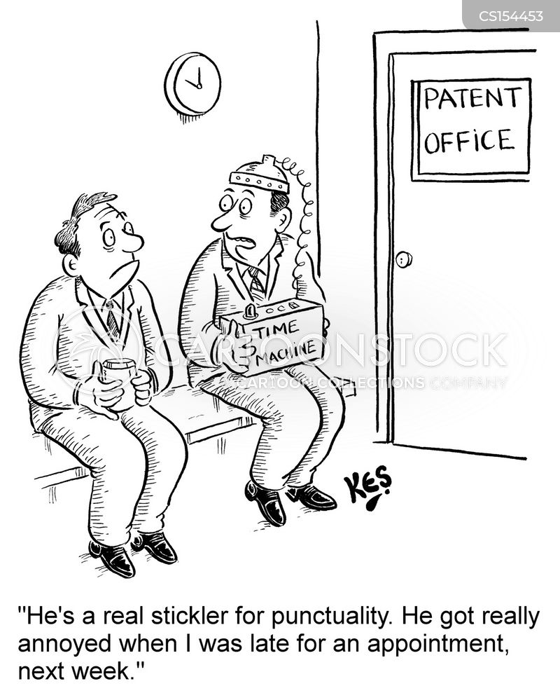 patent offices cartoon