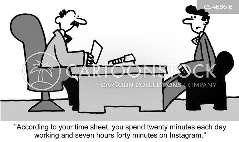 time sheet cartoons and comics funny pictures from cartoonstock
