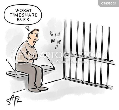 timeshares cartoon