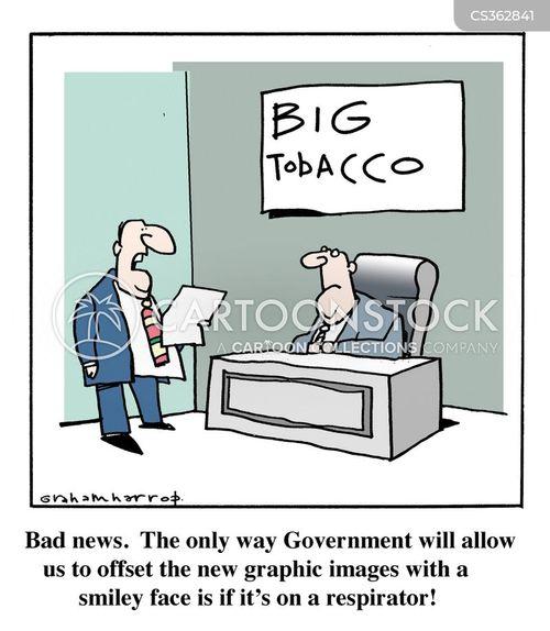 respirator cartoon