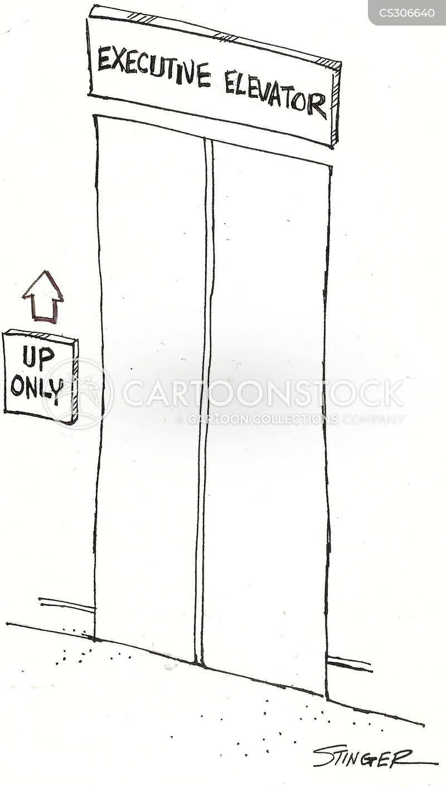 top floors cartoon