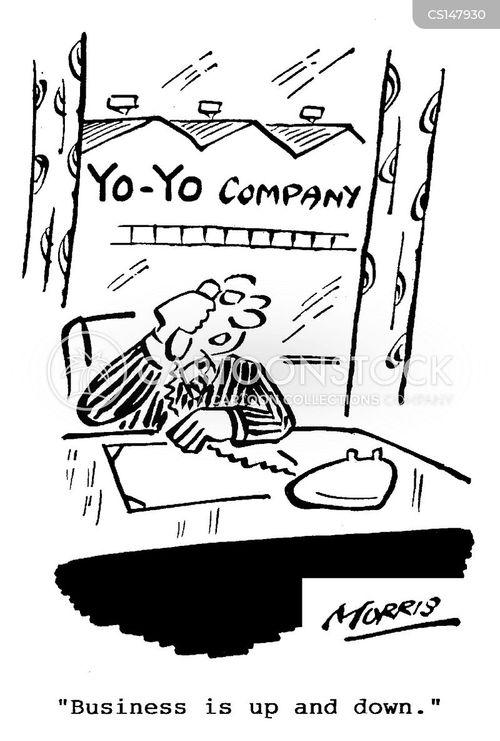 yo-yos cartoon