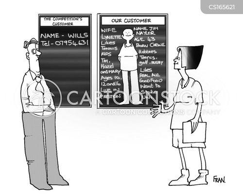 client care cartoon