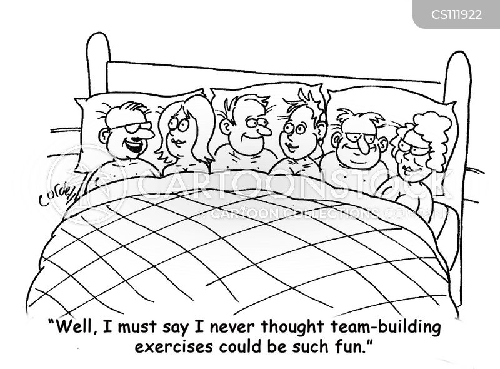 together cartoon