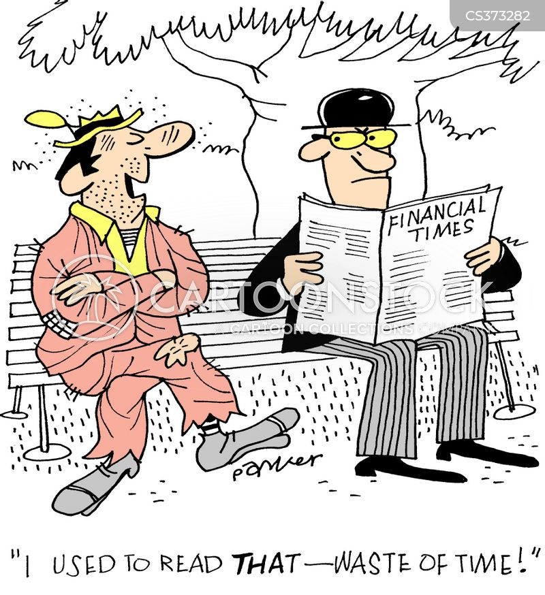 financial times cartoon