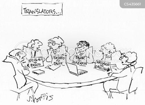 lost in translation cartoon