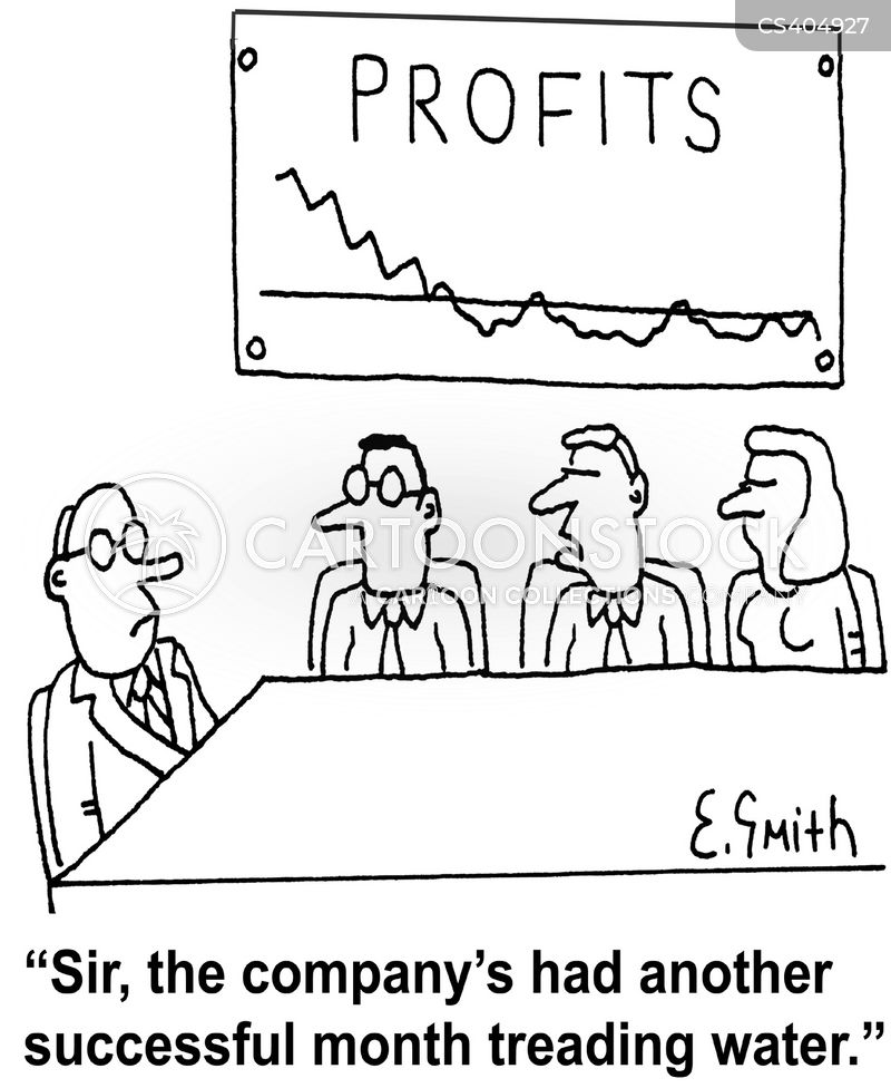 monthly reports cartoon