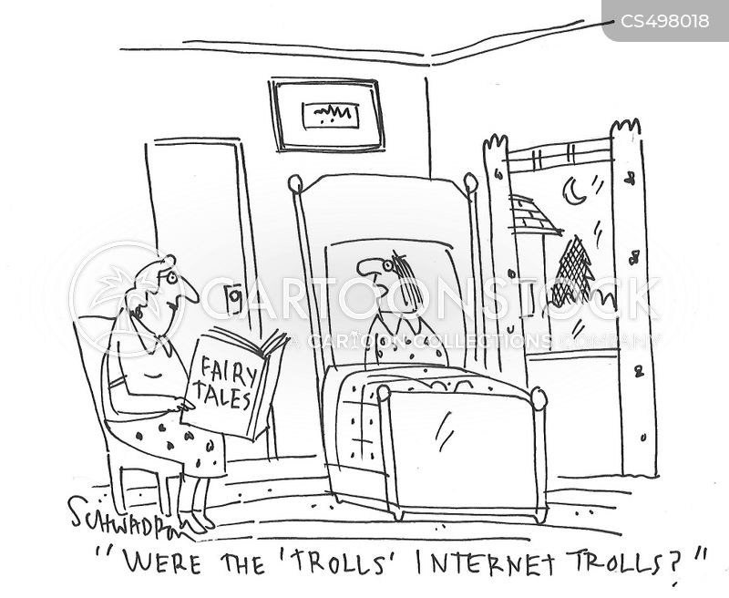 cyber-bully cartoon