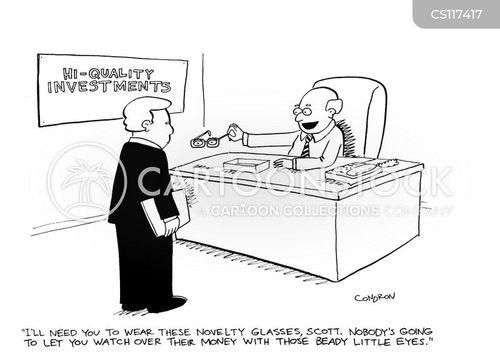 trustworthiness cartoon