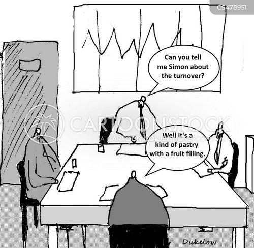 danishes cartoon