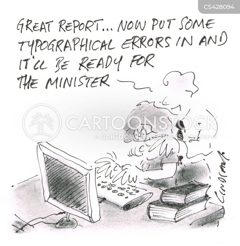 government minister cartoon