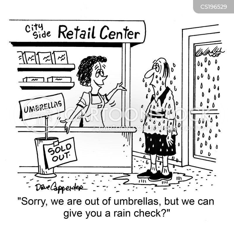 rainshower cartoon