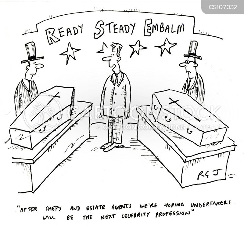 celebrity profession cartoon