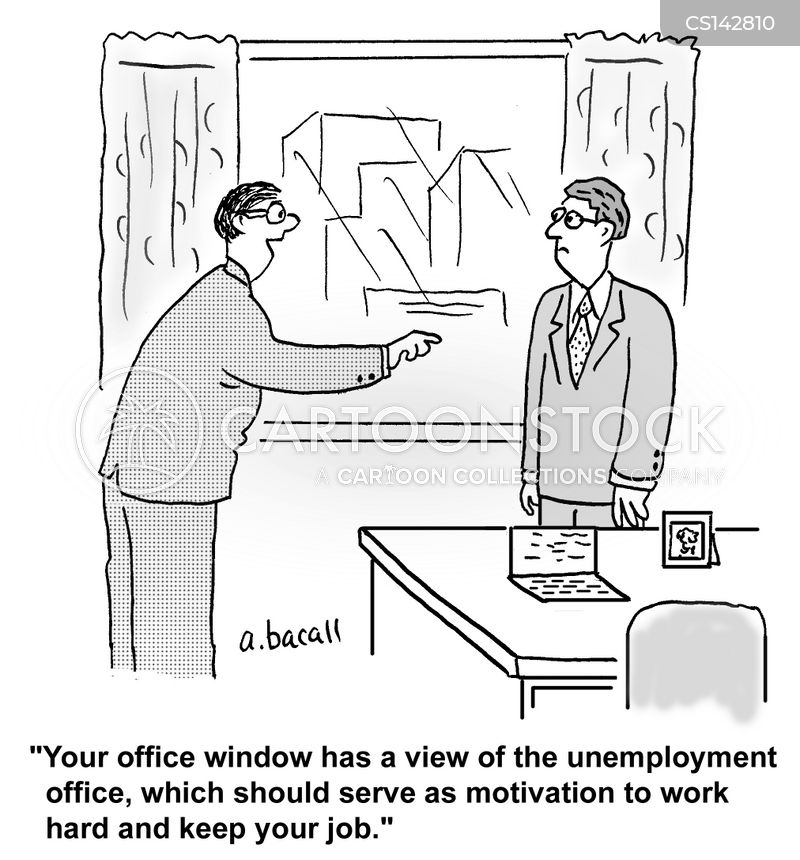 office view cartoon