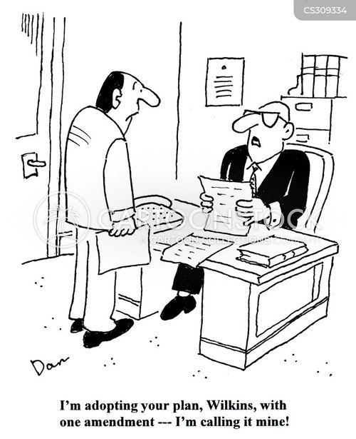 disingenuous cartoon