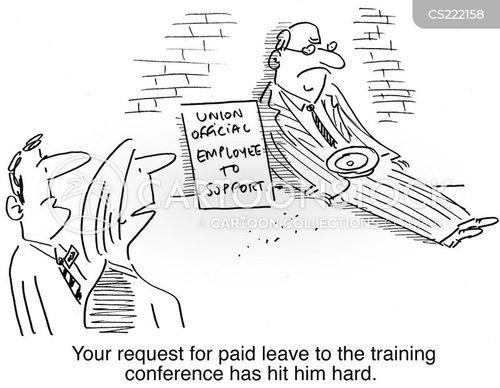 employees rights cartoon
