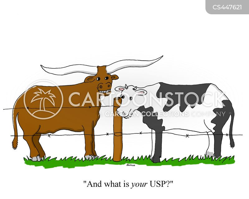 market value cartoon