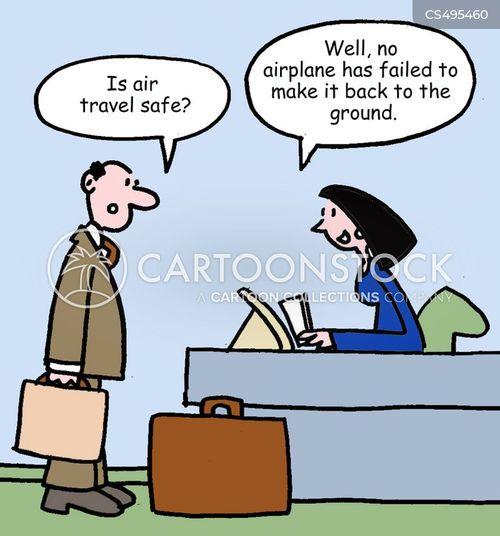safety assessment cartoon