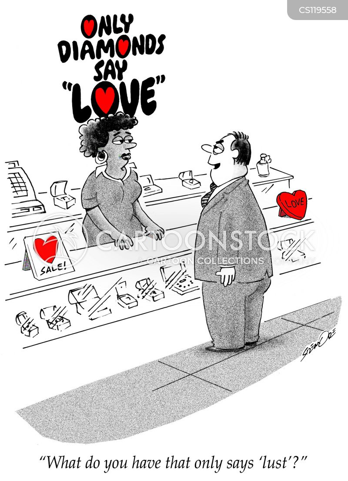 lusting cartoon