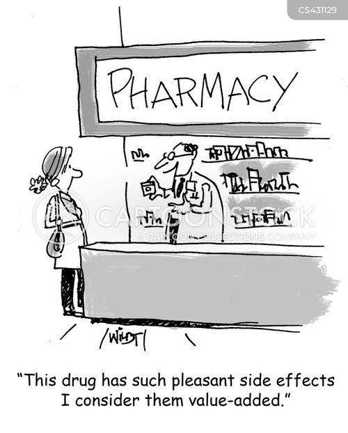 druggists cartoon