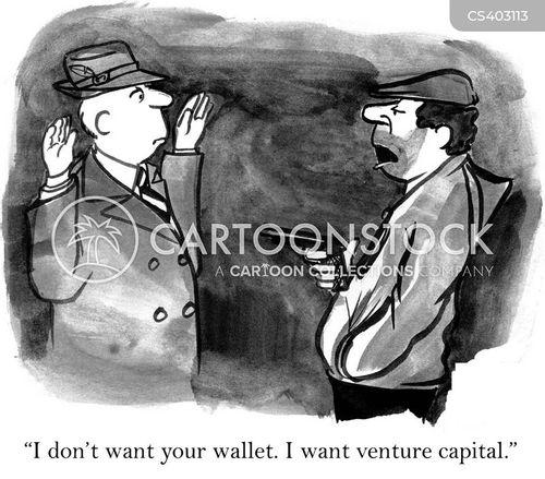 venture capitals cartoon
