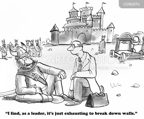 siege wars cartoon