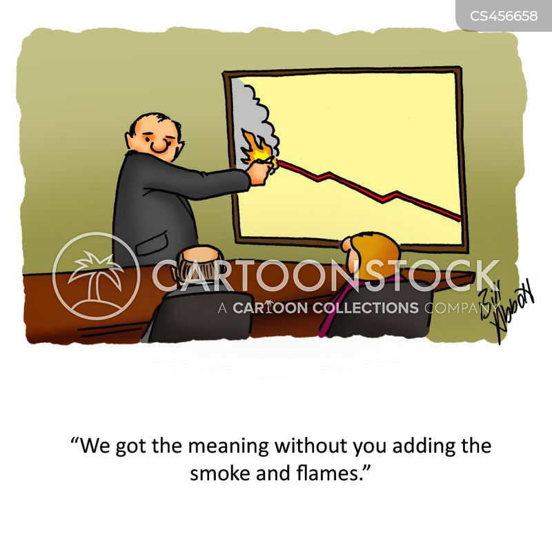 visual aids cartoon