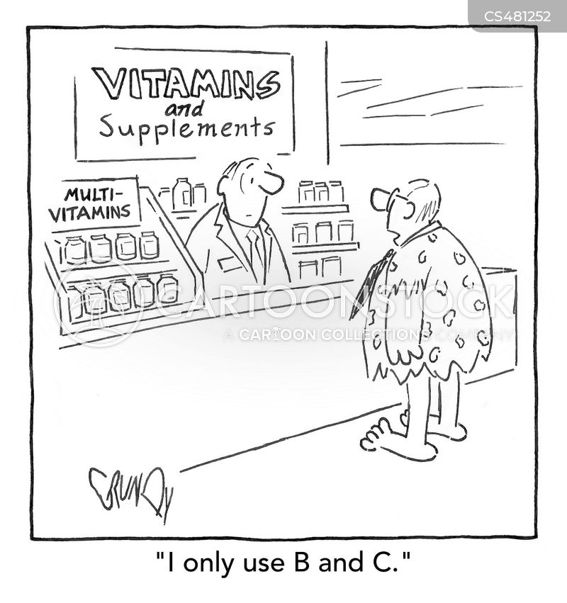 strict diets cartoon