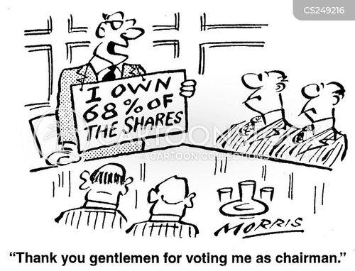 owning cartoon