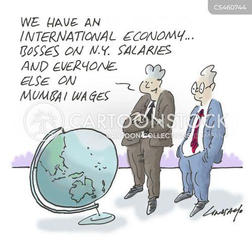 corporate logic cartoon