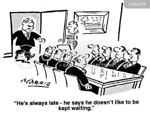 paradoxical cartoon