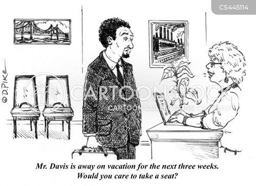 wait times cartoon