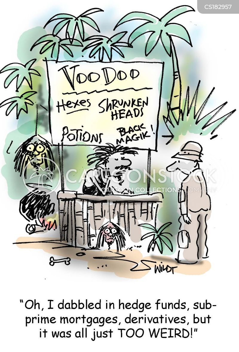 witch doctor cartoon