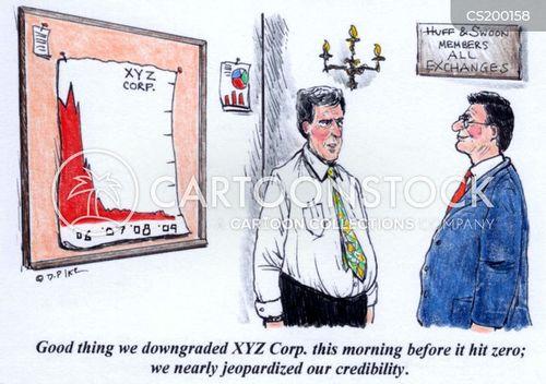 insolvency cartoon