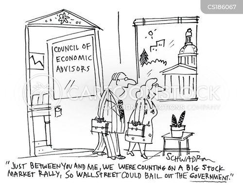 cut costs cartoon