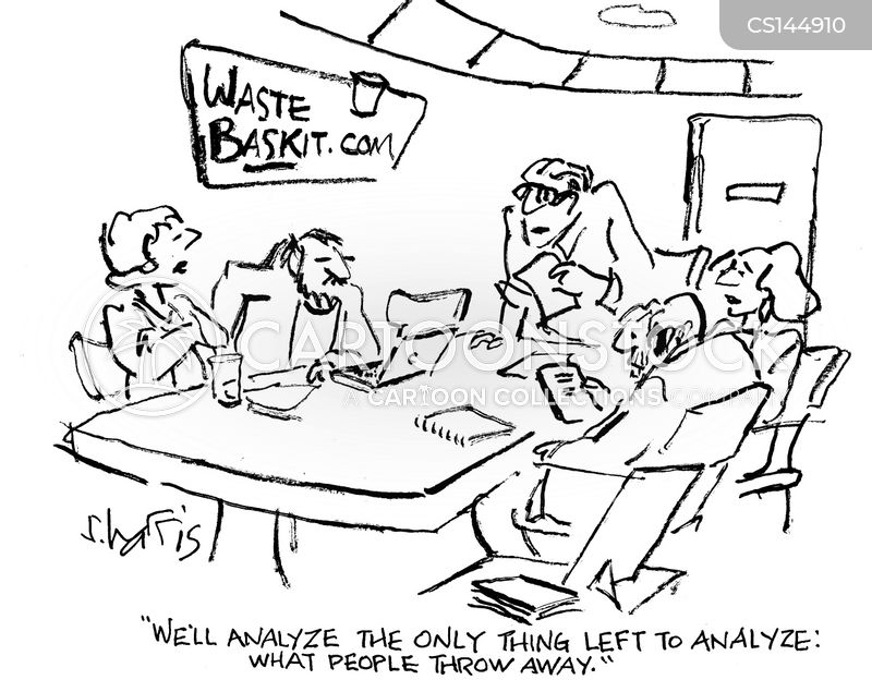 analyze cartoon