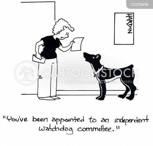 watchdogs cartoon