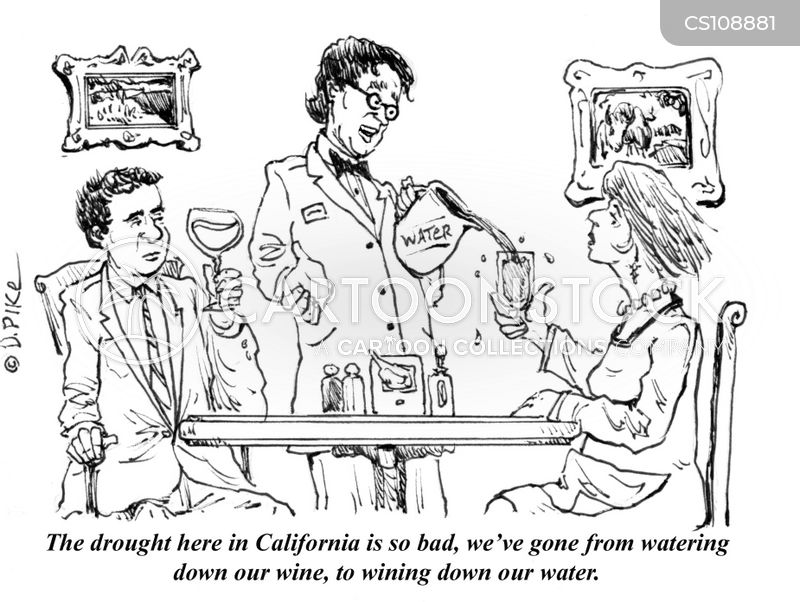 napa cartoon