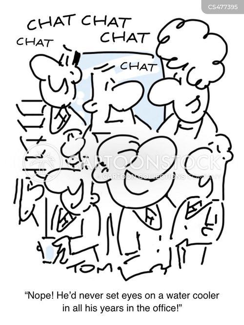 dispensers cartoon