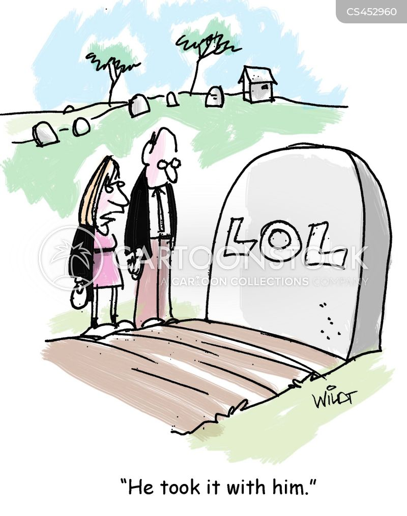 last laugh cartoon