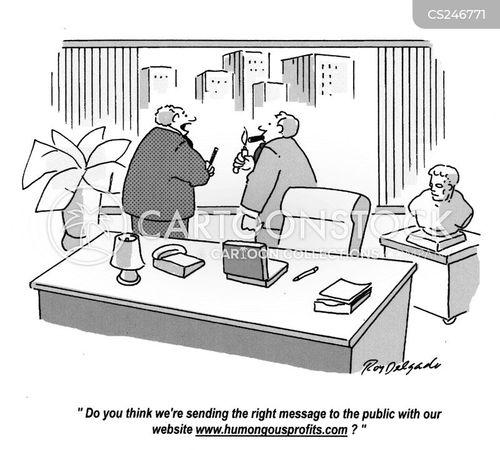 url cartoon