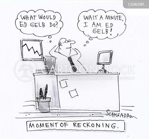 realizations cartoon