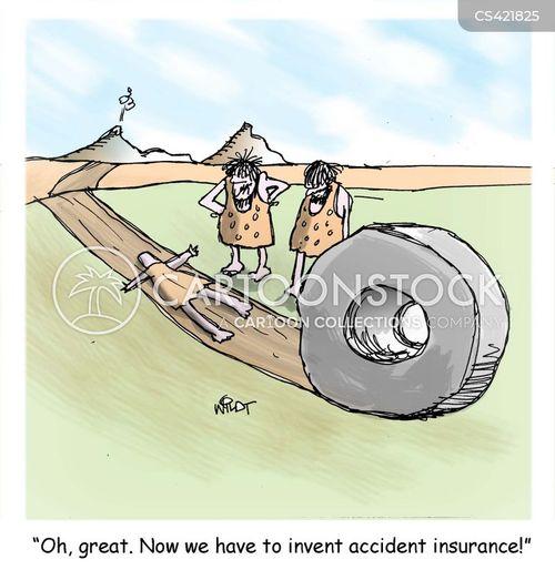 auto insurance cartoon