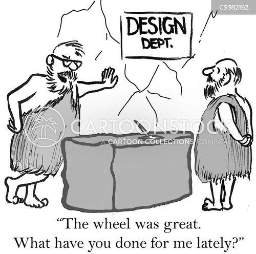 design department cartoon